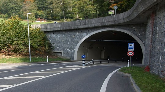 A8 Soliwaldtunnel